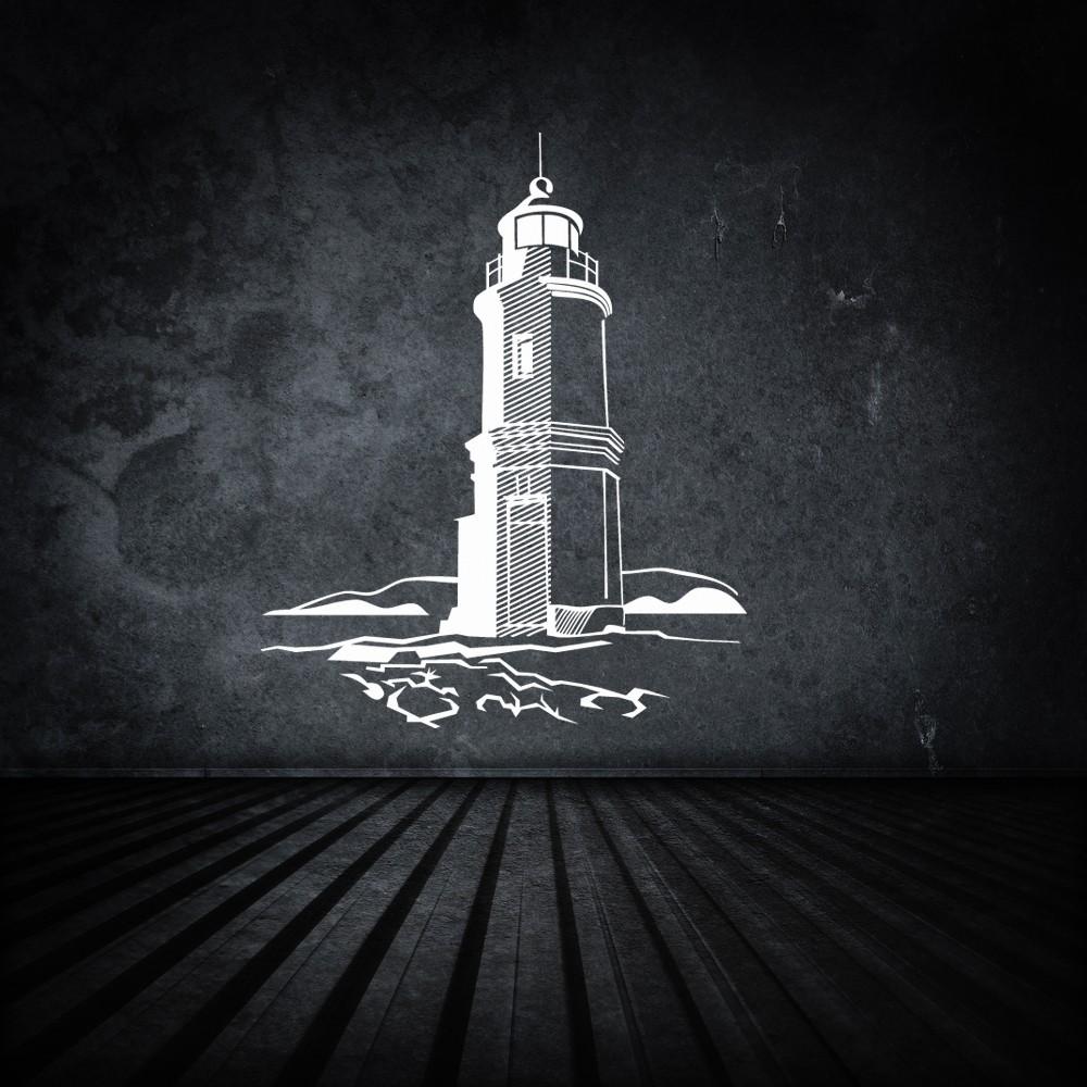 Lighthouse - Vinyl Wall Art Decal