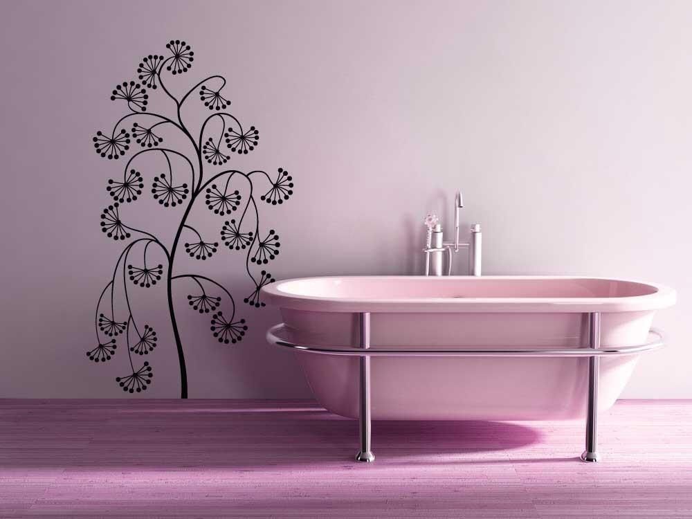 Whimsical Dandelion Tree - Vinyl Wall Art Decal