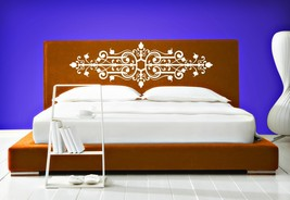Ornate Art with Flourishes - Vinyl Wall Decal - $55.00
