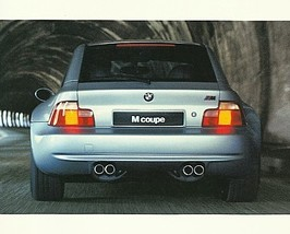 1999/2000 BMW Z3 coupe sales brochure catalog US 00 2.8 M - $12.00
