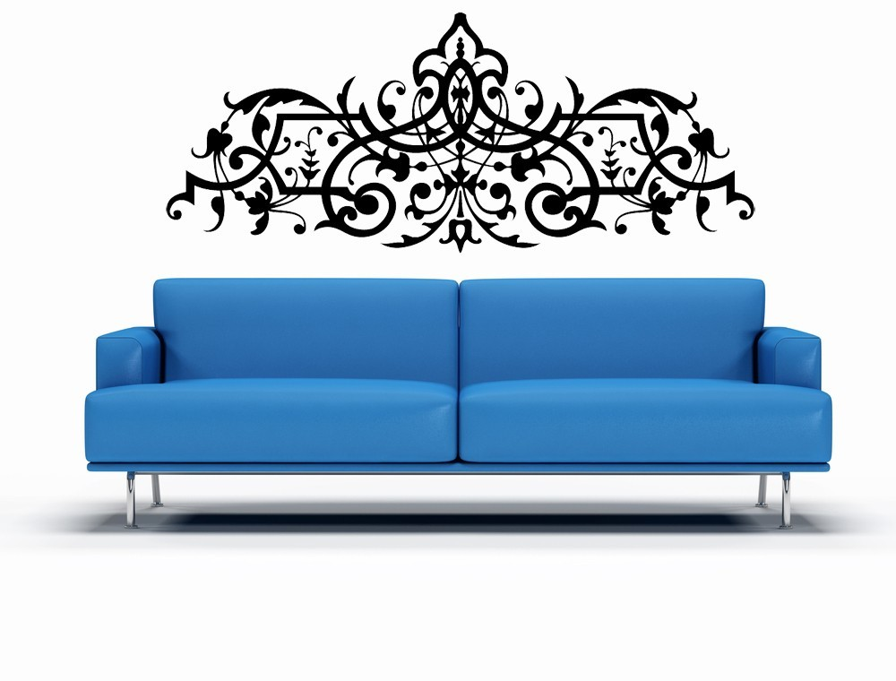 Intricate Decorative Art - Vinyl Wall Decal