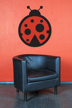 Ladybug - Vinyl Wall Art Decal - $28.00