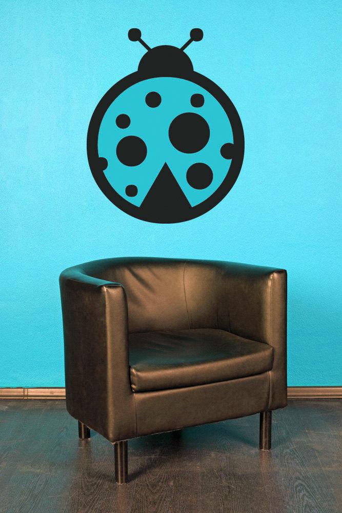 Ladybug - Vinyl Wall Art Decal