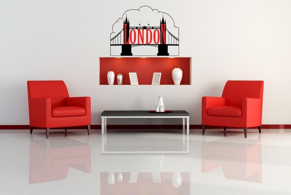 Tower of London - Vinyl Wall Art Decal