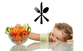 Fork, Spoon, and Knife - Vinyl Wall Art Decal - $22.00