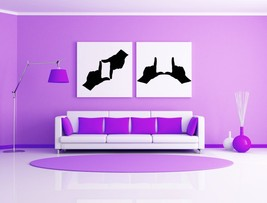 Hands Making Picture Frames (Set of 2) - Vinyl Wall Art Deca - $34.00