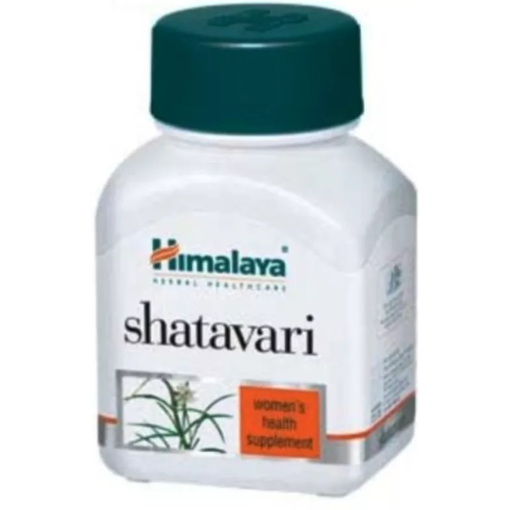 Primary image for 5 x Himalaya Shatavari 60 Tablets Promotes Lactation in Women