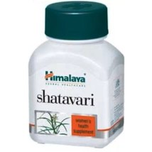 5 x Himalaya Shatavari 60 Tablets Promotes Lactation in Women - $20.90
