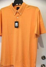Dunning Golf Performance mens size S    Bright Orange. NWT - $20.29