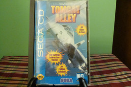 Tomcat Alley (Sega CD, 1994) w/ Manual - Adult Owned - VG+ - $7.87
