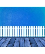 Picket Fence - Vinyl Wall Art Decal - $8.00