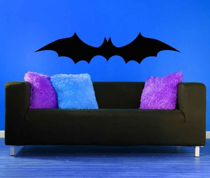 Batman Bat - Wall Vinyl Art Decal