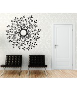 Blossoming Branches Medallion - Vinyl Decal - $59.00