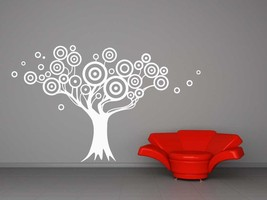 Fun Target Tree - Vinyl Wall Art Decal - $85.00