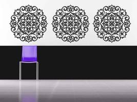 Decorative Large European Tiles (Lot of 3) - Vinyl Decals - $69.00