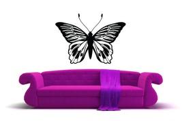 Monarch Butterfly  - Vinyl Wall Art Decal - $35.00