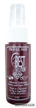 BEST SOLUTION Silver Gold Diamonds Costume Jewelry Cleaner 2oz Spray Bottle - $9.99
