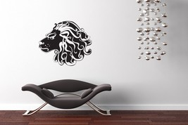 Leo Horoscope Art - Vinyl Wall Art Decal - $34.00