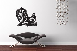 Aries Horoscope Art - Vinyl Wall Art Decal - $34.00
