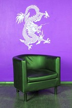 Festival Dragon - Vinyl Wall Art Decal - $36.00