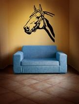 Horse Head - Vinyl Wall Art Decal - $32.00