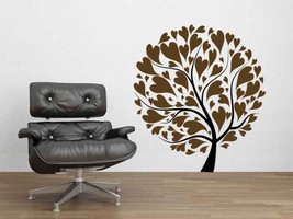 Love Tree made of Heart Leaves - Vinyl Decal - $75.00