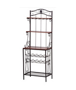 Bakers Style Wine and Glass Rack - $148.00