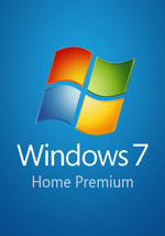 Microsoft Windows 7 Home Premium w/SP1 - 1 PC - $19.99