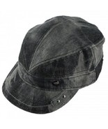 Gray Denim English Style Fashion Hat - $6.99