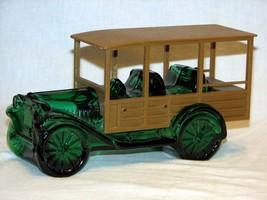 Avon Classic Car Station Wagon Decanter - $9.00