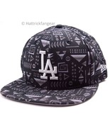 Los Angeles LA Dodgers New Era 9FIFTY Geo MLB Baseball Team Snapback Cap... - $20.85