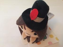 disney parks tsum pirates of the caribbean captain jack sparrow plush ne... - $8.81