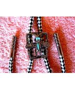 SILVERTONE DRAGONFLY W TURQUOISE LOOK ACCENTS F... - $20.94
