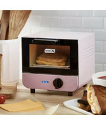 Dash DMTO100GBPK04 Mini Toaster Oven Cooker Pink New - $89.99