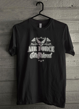 Air Force Girlfriend - Custom Men's T-Shirt (4405) - $19.13+