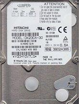DK23CA-30, A/A0A3E/A, Hitachi 30GB IDE 2.5 Hard Drive