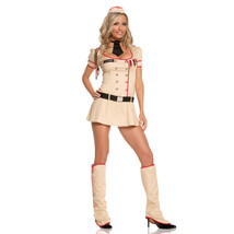 Helloween  policewoman cosplay party costume Fancy Dress Sexy - $29.00
