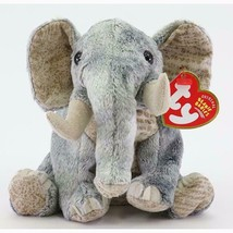 Bahati The African Elephant Ty Beanie Baby Mint Condition with Tags - $11.83