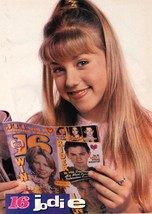 Jodie Sweetin teen magazine pinup clipping Tiger Beat Full House Fuller House