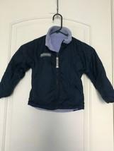 Columbia Kids Little Girls Reversible Jacket Sz 4/5 Multicolor OuterWear - $54.90
