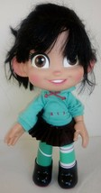 "Disney Wreck It Ralph Vanellope Talking Doll Thinkway Toys 10"" - $24.74"