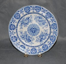 Spode Pearlware Pottery Transfer Trophies Pattern Plate - $100.00