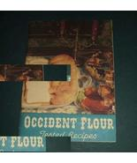 Occident Flour Tested Recipes [Paperback] [Jan 01, 1936] Russell-Miller ... - $13.80