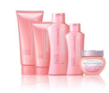 KAO Japan Essential Damage Care Nuance Airy Shampoo 200ml
