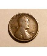 1909 - P VDB Copper Lincoln Wheat Cent (Fine) - ₹710.87 INR