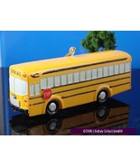 Blue Bird school bus hanging ornament - $10.00