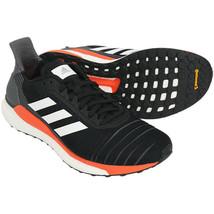 Adidas Men's Solar Glide 19 M Running Shoes Athletic Training Black G28062 - £100.35 GBP