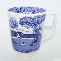 Spode Blue Italian  Coffee Cup Mug - $17.09