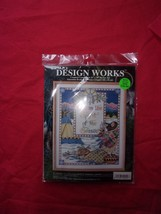 "Design Works ""Live In The Spirit Of The Season"" Counted Cross Stitch KIT9674 New - $16.99"