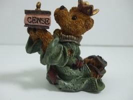 1995 Boyds Bears Nativity Series #2 Heath as Caspar Frankincense Figurin... - $9.85
